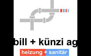 Logo bill + künzi