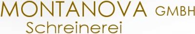 Logo Montanova Schreinerei