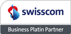 Logo Swisscon Business Partner Platin Partner