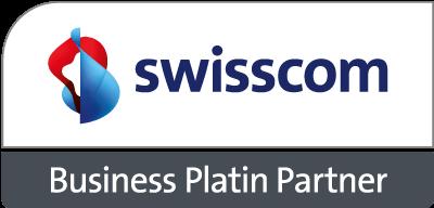 Logo Swisscon Business Partner Platin Partner