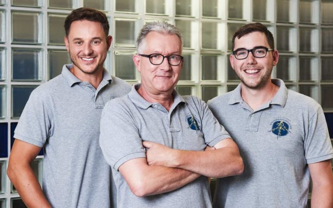 Geschäftsleitung Walter & Fankhauser 2019